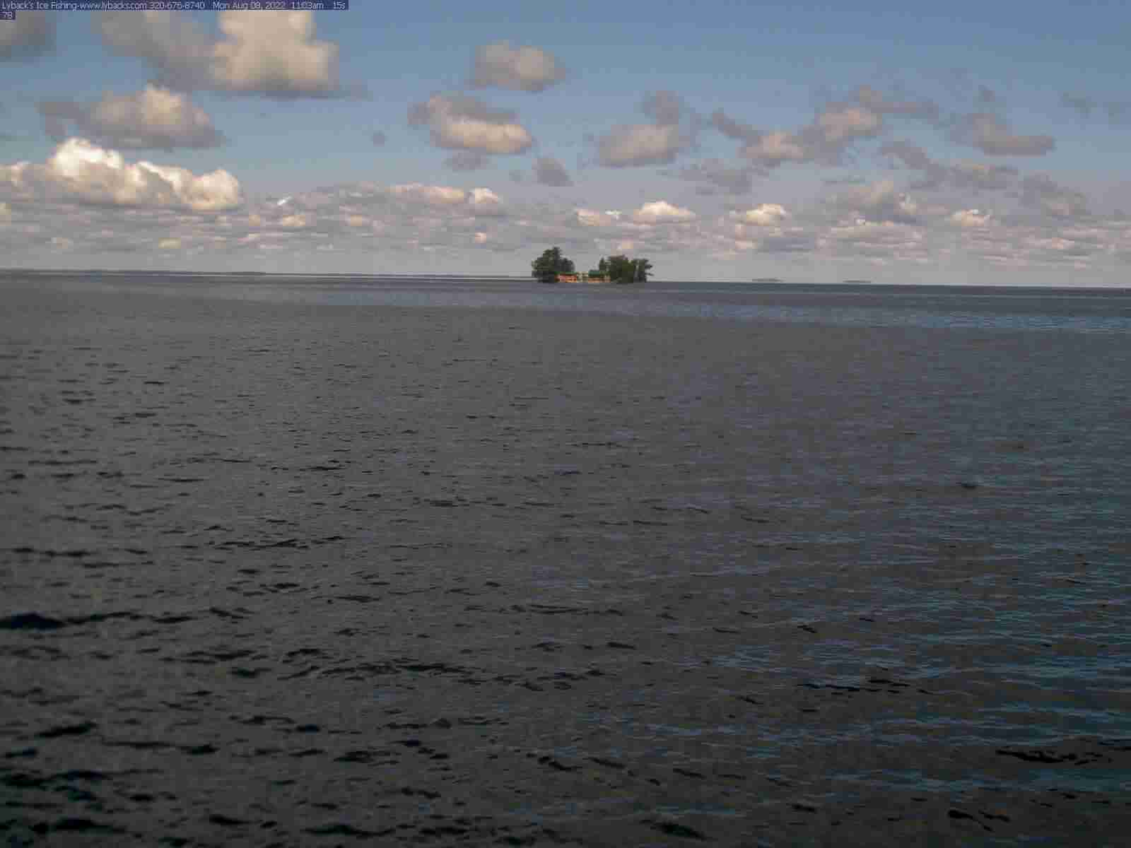 Mille Lacs Lybacks Webcam Image