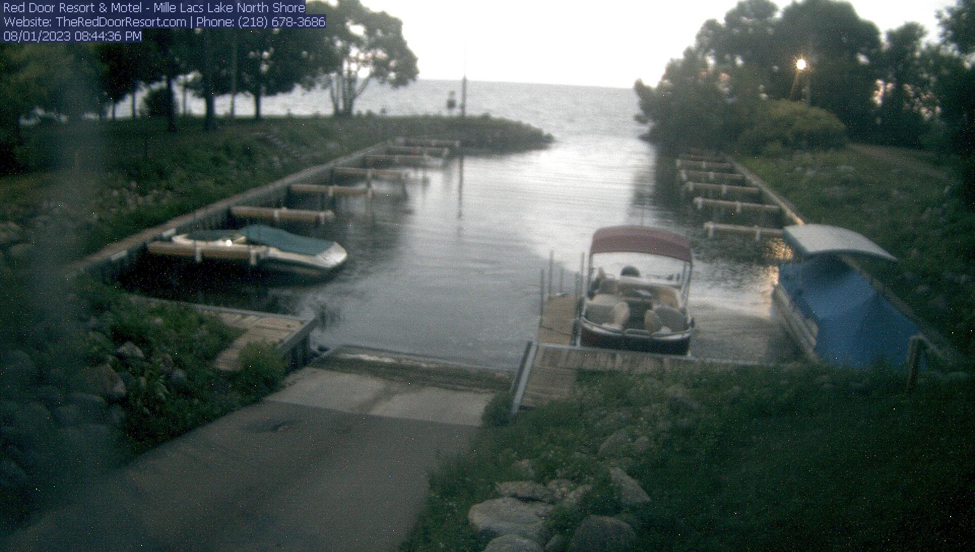 Mille Lacs Lake Webcams Home Page